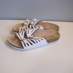 Birkenstock Granada Straps Slide Sandals US 5